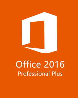 Ключ для активации Microsoft Office 2016 Professional Plus (Акция)